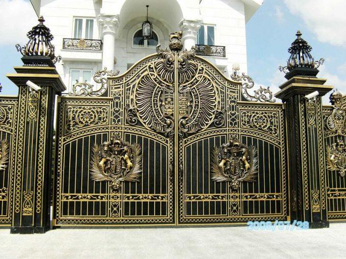 làm cửa cổng theo yêu cầu
