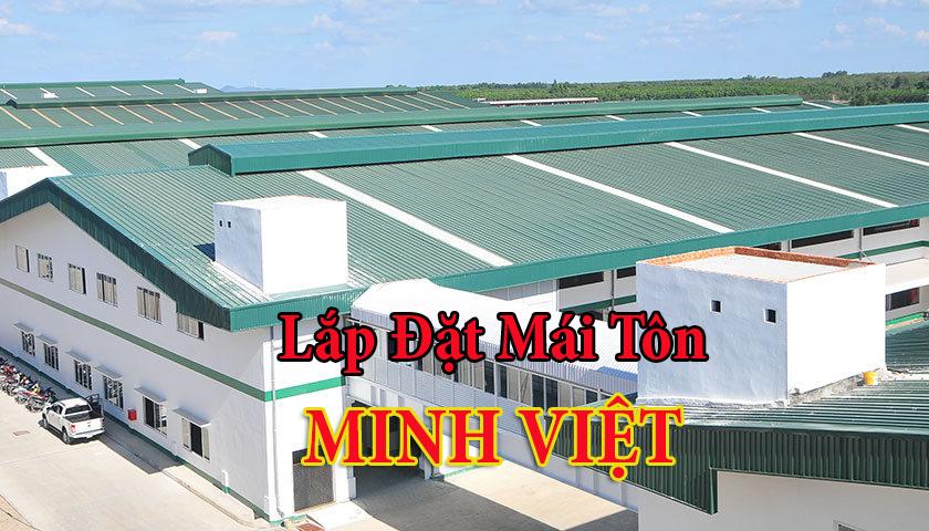 Lợp Mái Tôn Minh Việt